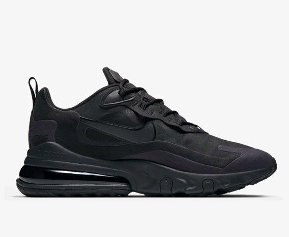 Nike Air Max 270 React wmn black