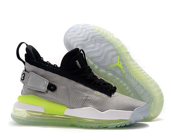 Nike AIr Jordan Proto-Max 720 серые