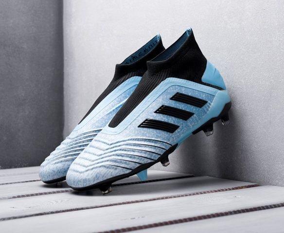 Adidas Predator 19+ FG blue