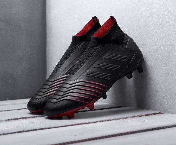 Adidas Predator 19+ FG черные