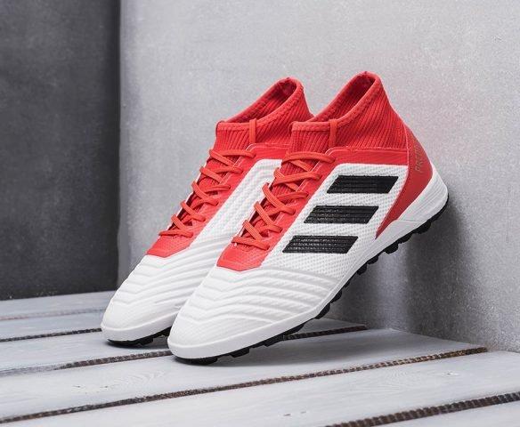 Adidas Predator Tango 18.3 TF white-red