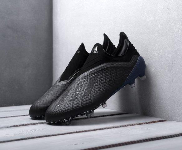 Adidas X Tango 18+ FG черные