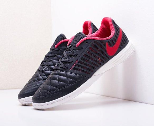 Nike LunarGato II IС черные с красным