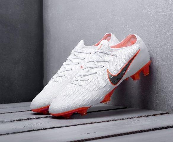 Nike Mercurial Vapor XII FG white