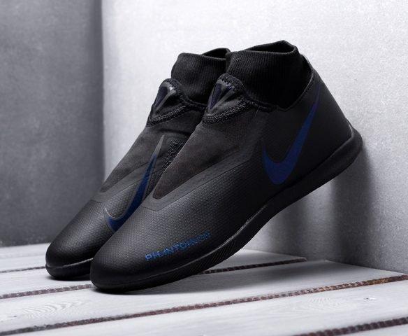 Nike Phantom VSN Academy DF IC черные