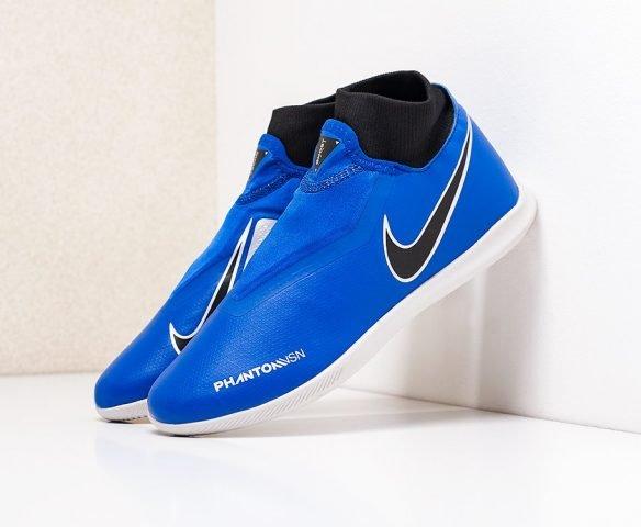Nike Phantom VSN Academy DF IC blue