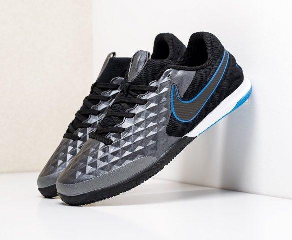 Nike Tiempo Lunar Legend VIII Pro IC black-grey
