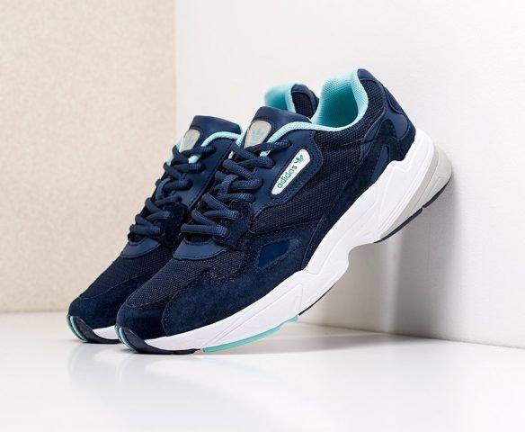 Adidas Falcon W dark blue