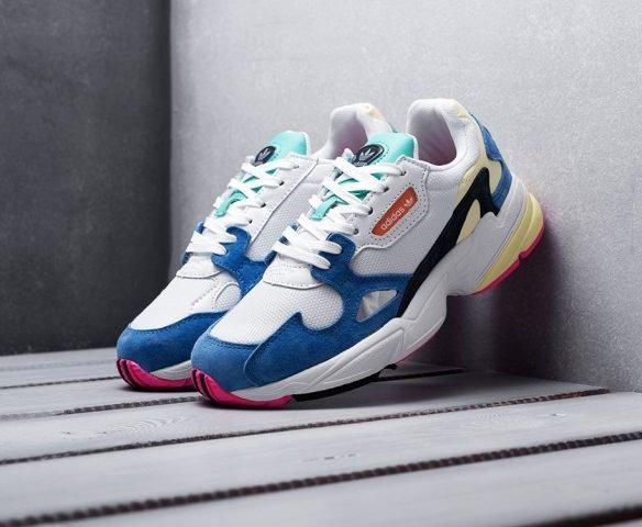 Adidas Falcon W разноцветные