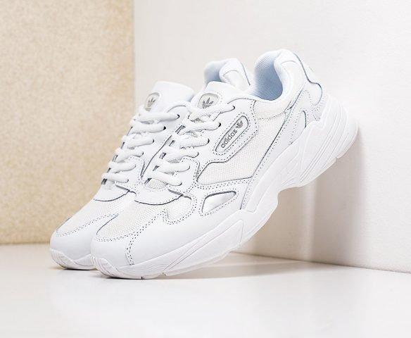 Adidas Falcon W белые