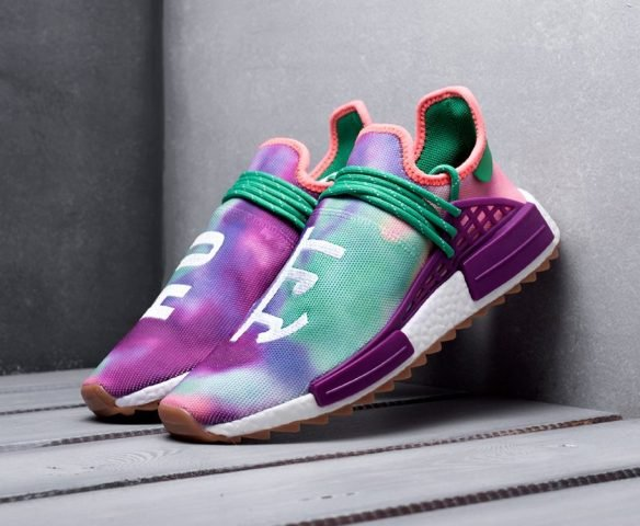 Adidas Nmd x Pharrell Williams multicolored
