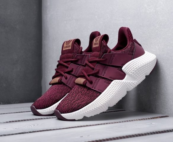 Adidas Prophere бордовые