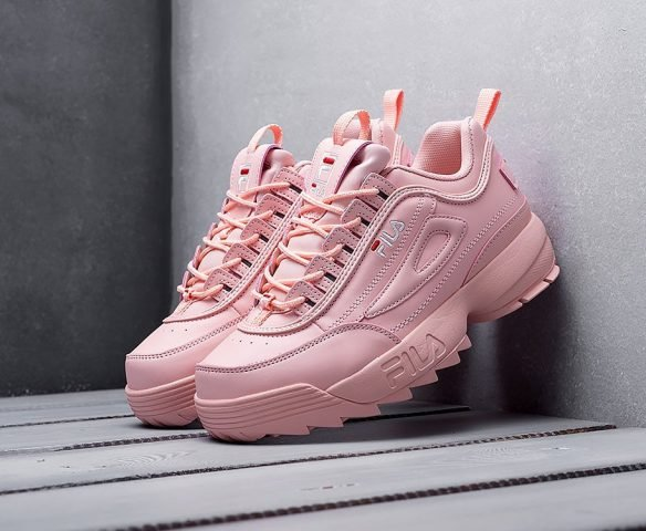 FILA Disruptor 2 pink (розовые)
