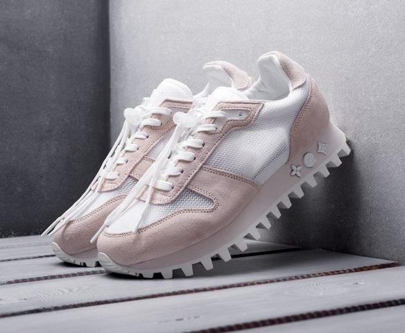 Louis Vuitton Runner white