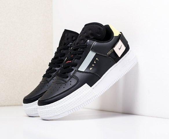 Nike Air Force 1 Type N 354 black