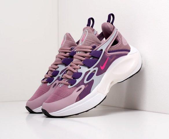 Nike Signal D/MS/X фиолетовые