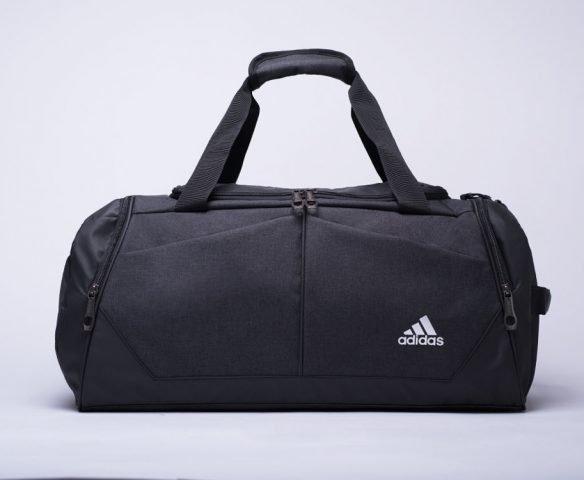 Сумка Adidas спортивная черная