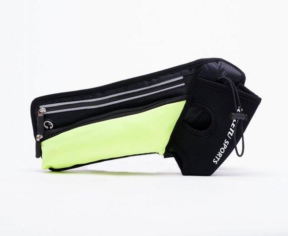 Сумка для бега black-green