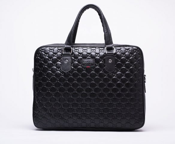 Сумка Gucci leather black