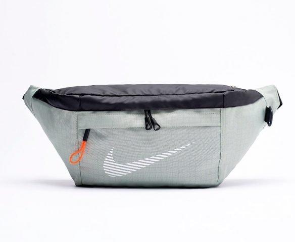 Сумка Nike поясная серая