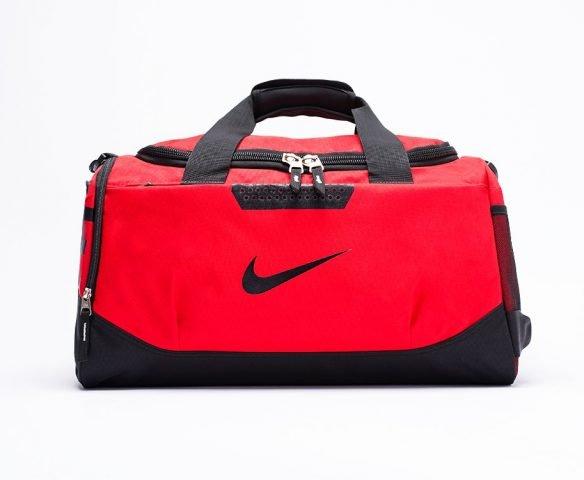 Сумка Nike спортивная красная