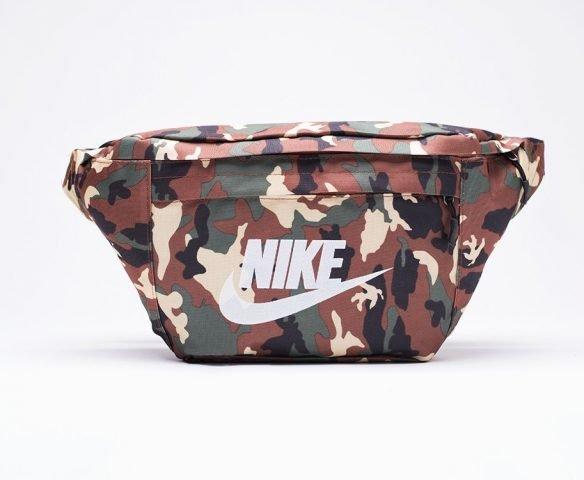 Сумка Nike поясная камуфляж