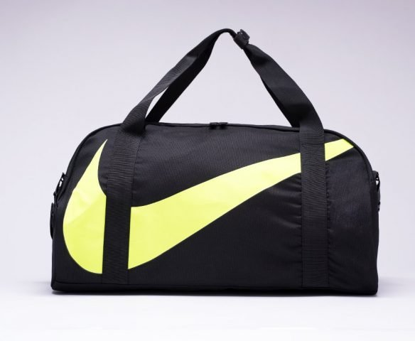 Сумка Nike черно-желтая