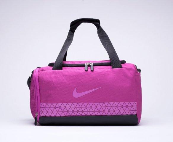 Сумка Nike спортивная фиолетовая