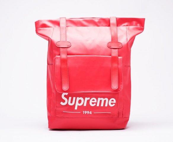 Сумка Supreme red