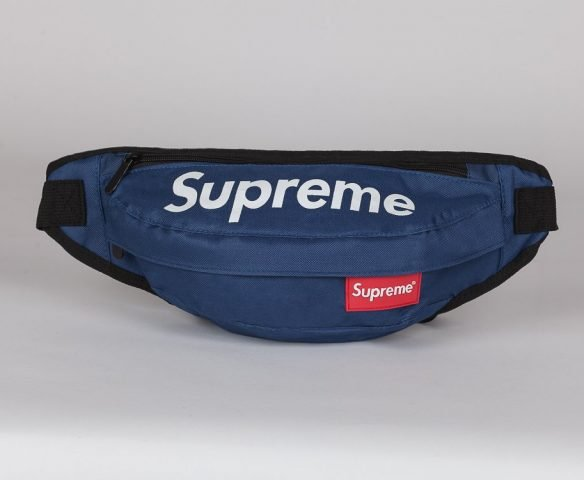 Сумка Supreme синяя