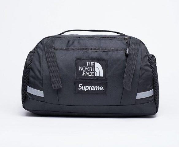 Сумка Supreme x The North Face black