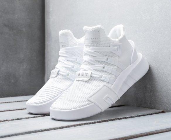 Adidas EQT Bask ADV белые