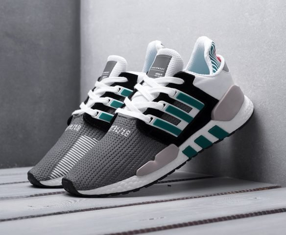 Adidas EQT Support 91/18 серые