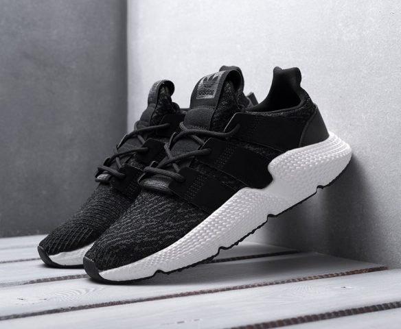Adidas Prophere черные с белым