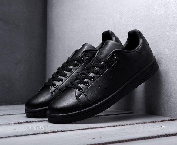 Adidas Stan Smith черные