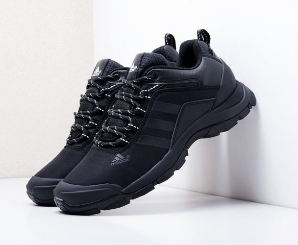 Adidas Terrex black (черные)