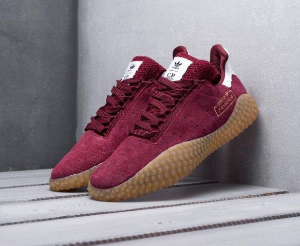 Adidas x C.P.Company Kamanda красные