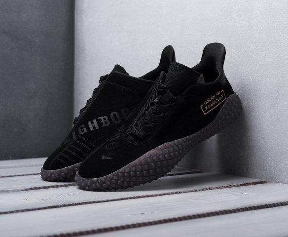 Adidas x NEIGHBORHOOD Kamanda черные
