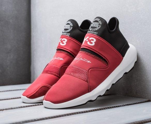 Adidas Y-3 SUBEROU красные