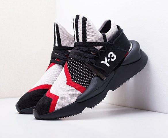 Adidas Y-3 x Yohji Yamamoto Kaiwa black-red