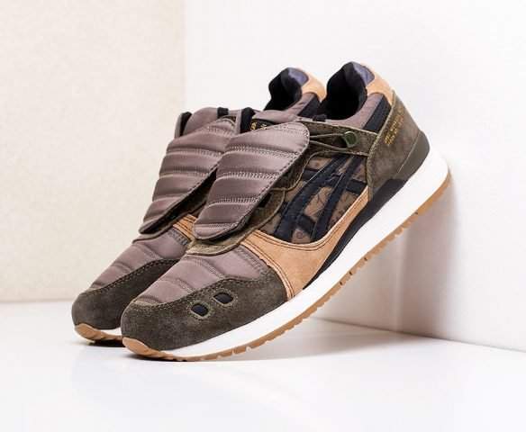 Limited Edt x Asics Gel Lyte III brown