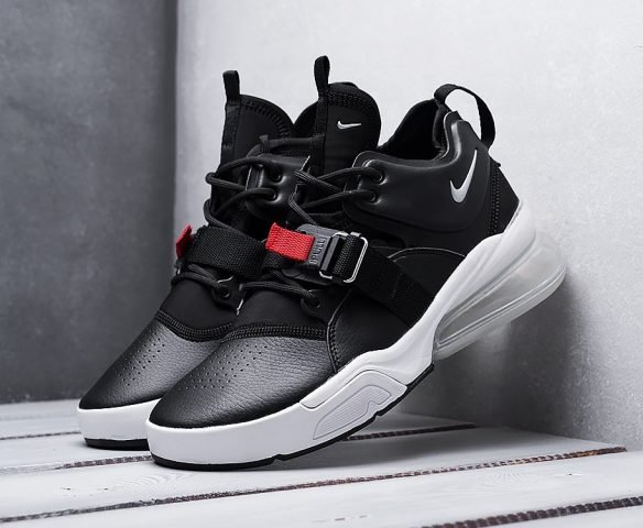 Nike Air Force 270 черные