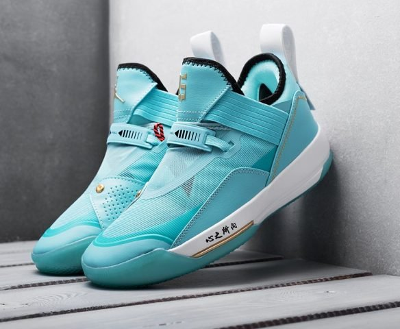 "Nike Air Jordan 33 SE ""Guo Ailun"""
