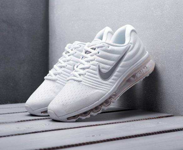 Nike Air Max 2017 белые