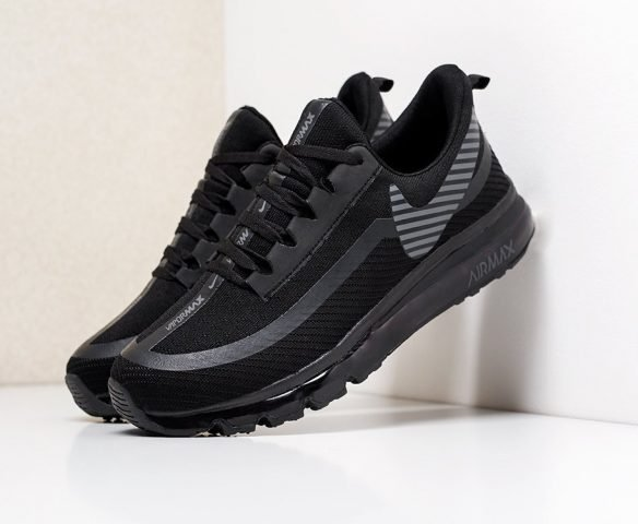 Nike Air Max 2019 черные