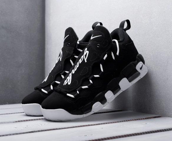 Nike Air More Money черные