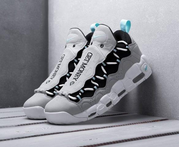 Nike Air More Money серые