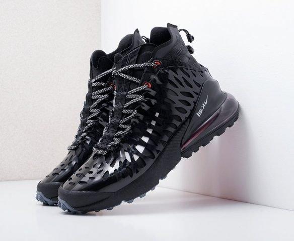Nike ISPA Air Max 270 черные