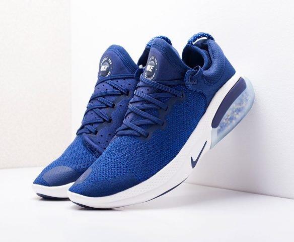 Nike Joyride Run Flyknit синие