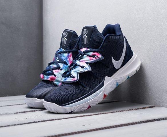 Nike Kyrie 5 синие